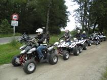 quad fahren