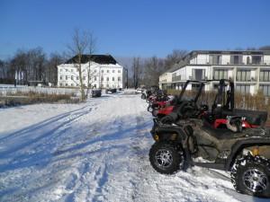 Quad Wintertour