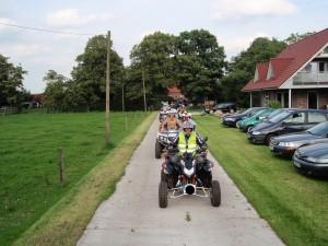 Quad Tour Oldenburg
