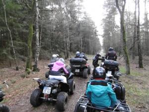 Quad Tour Stuhr