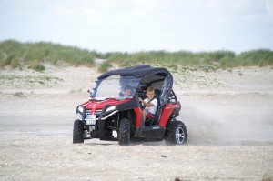buggy-am-Strand