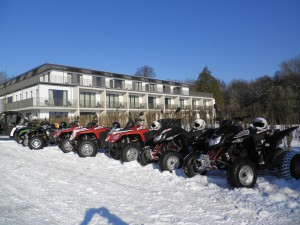 Quad Firmenevent
